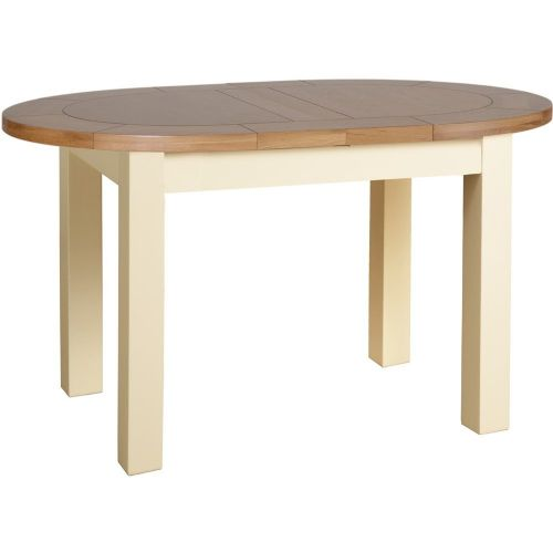 Tatton Small D End Table